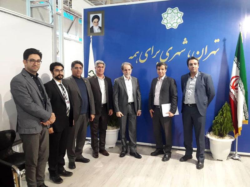 تفاهم نامه ایران پروف و شهرداری تهران