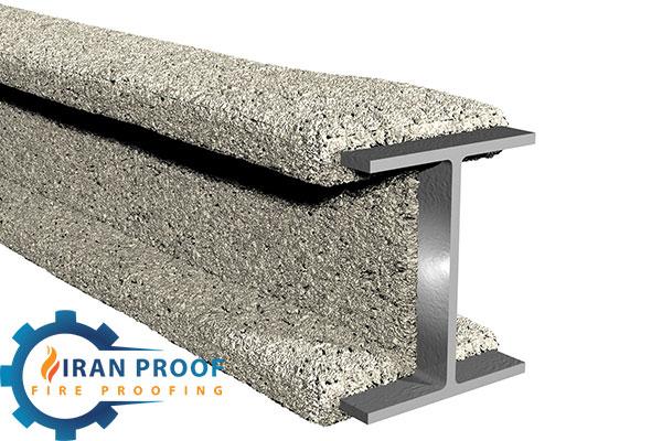 مقاوم سازی با پوشش ضد حریق پایه معدنی
