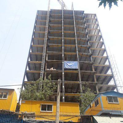پروژه برج باغ فرمانیه تهران