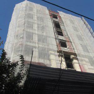 پروژه خیابان پیروزی تهران